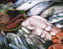Рыба или морепродукты